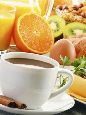 A23 | Gurasoen gosaria / Desayuno de familiares
